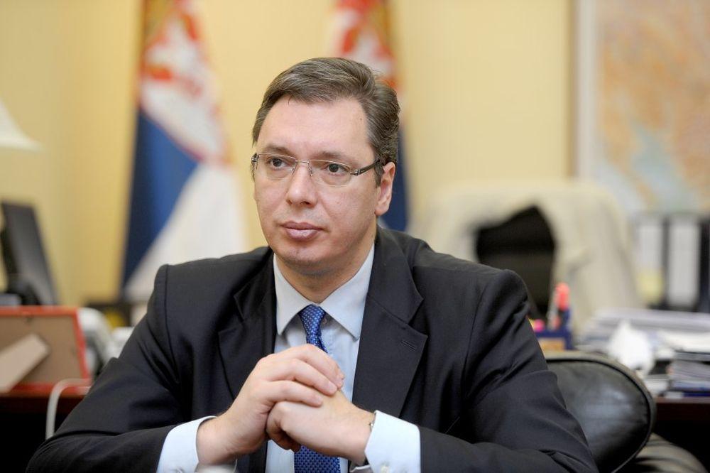 Vučić iduće nedelje u Austriji