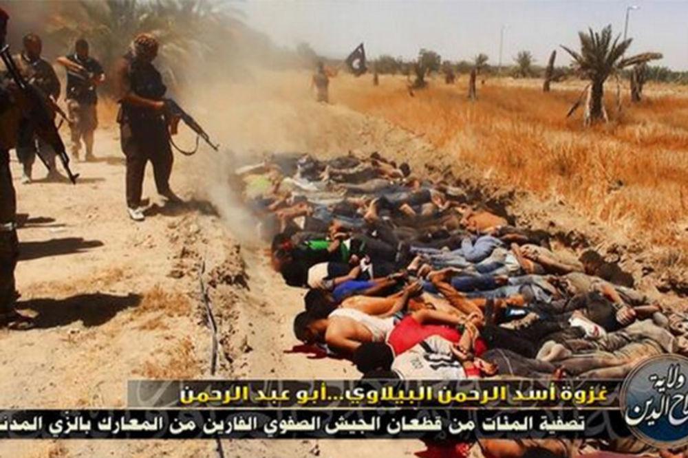 (VIDEO) BRUTALNI TEROR ZVERI: 72 masovne grobnice ostale iza džihadista Islamske države