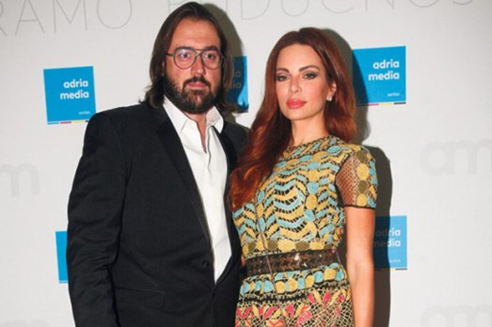 IZNENAĐENJE: Ovako je Nikolina Pišek čestitala rođendan svom suprugu