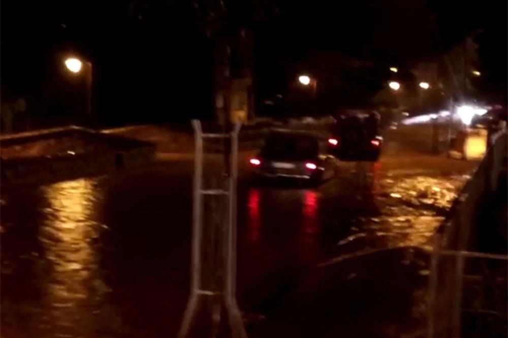 MUP: Neophodna pripravnost, prve štete od poplava u zapadnoj Srbiji!