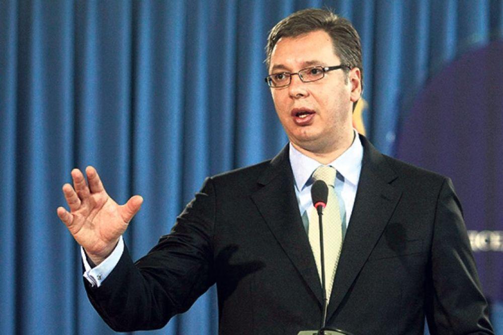 VUČIĆ ZA RUSKU TV: Srbija nije uvela niti će uvoditi sankcije Rusiji