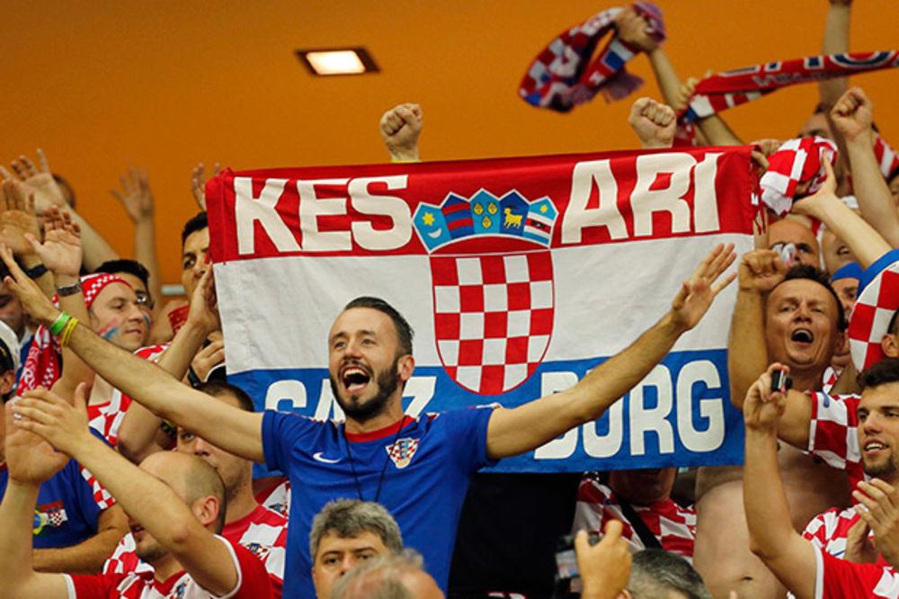 STOP KOCKICAMA: Azerbejdžanci zabranili unošenje hrvatskih obeležja na stadion