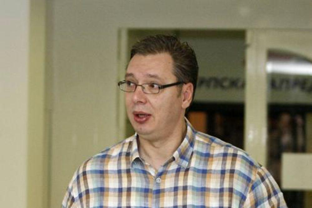 Odbor traži od VBA izveštaj o prisluškivanju Vučića
