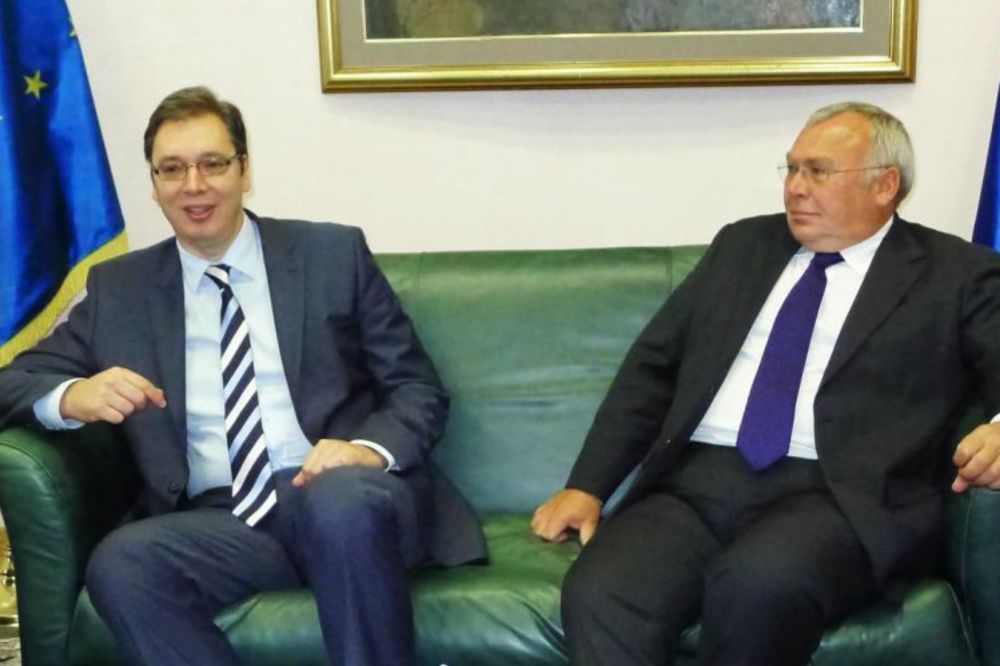 Savetnik Guzenbauer: Mere dokaz Vučićeve odlučnosti