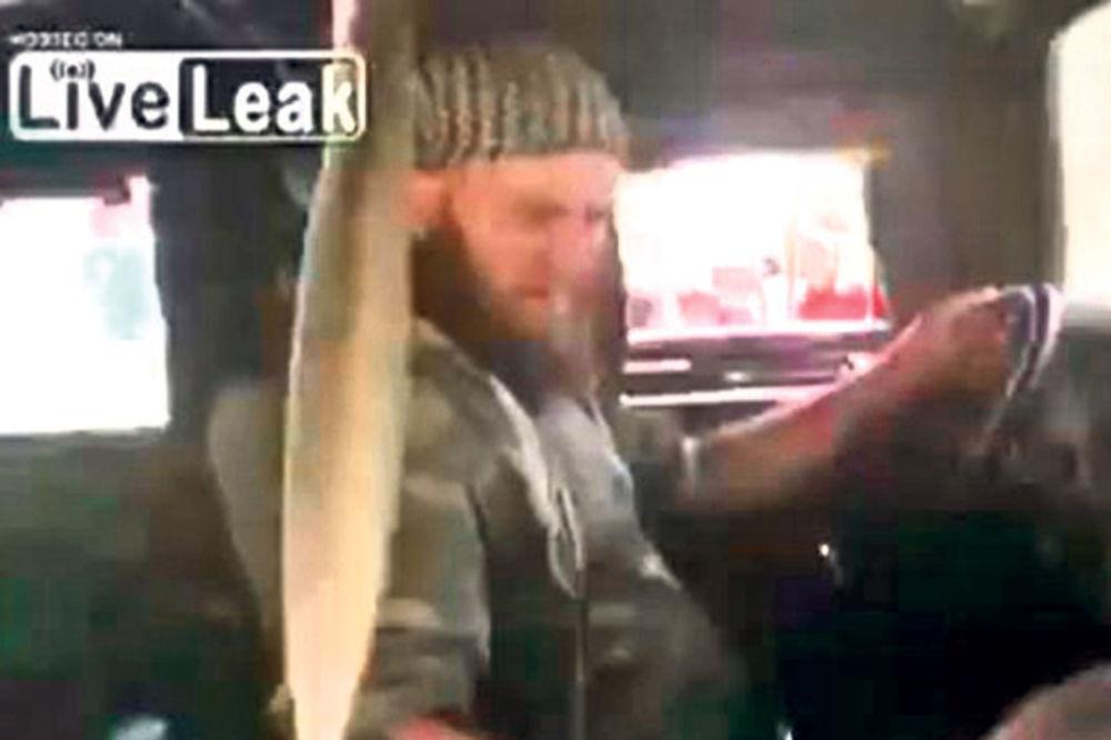 DŽIHAD RATNICI: Vehabije iz Bosne patroliraju Irakom!
