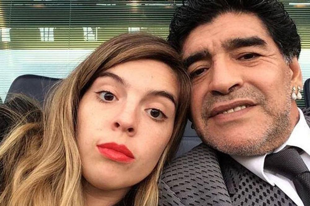 SEKS SKANDAL: Ćerka Dijega Maradone snimila pornić?
