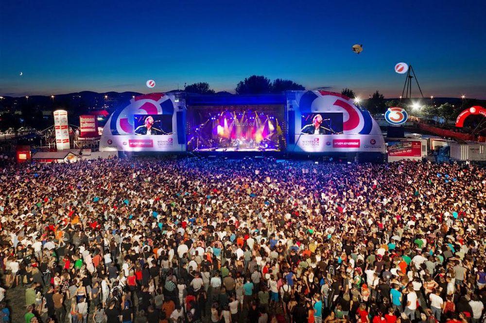 POČINJE NAJVEĆA ŽURKA NA OTVORENOM: Večeras se u Beču otvara Donauinselfest!
