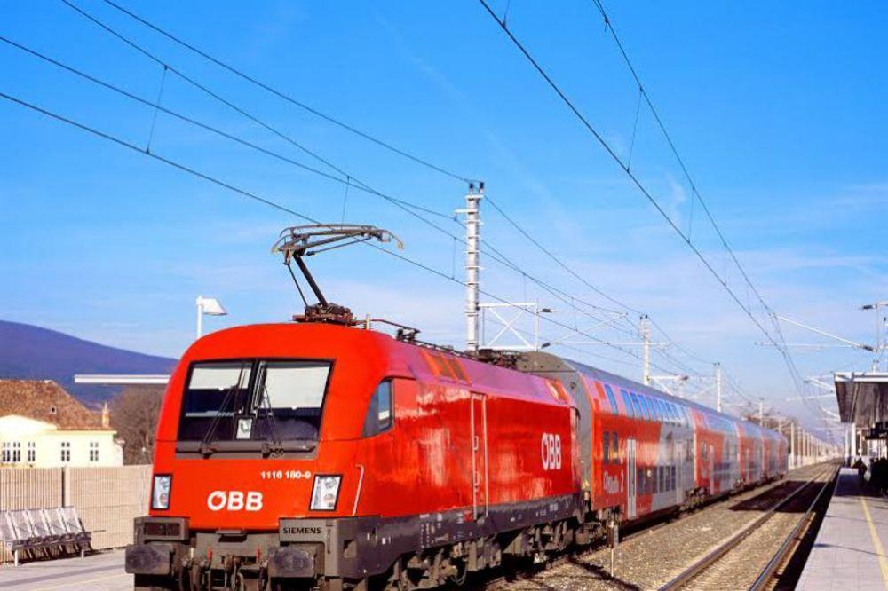ŠTRAJK U NEMAČKOJ: Austrijanci mogu vozom samo do Salcburga!