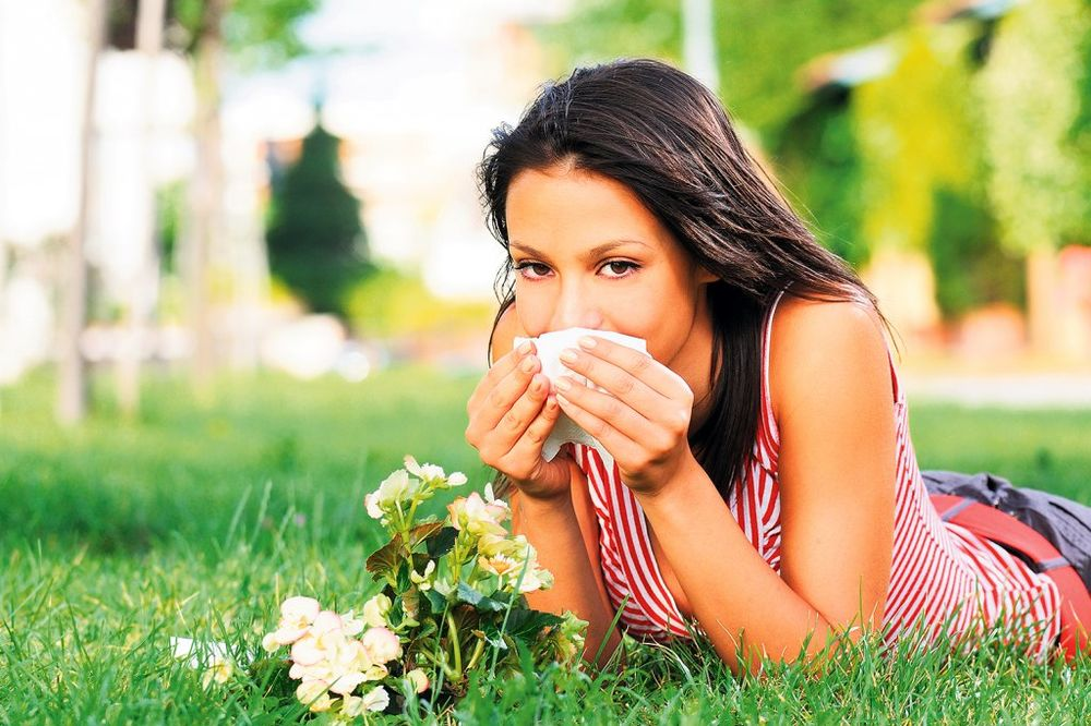 alergija, alergijska kijavica, polen, kijavica, foto shutterstock