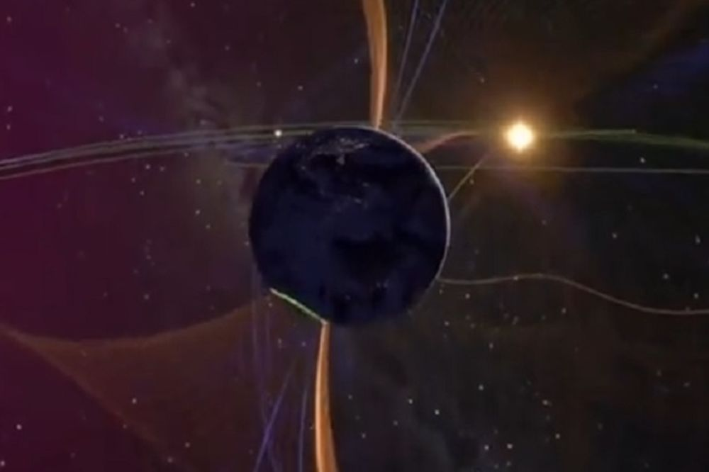 OPASNOST OD SMRTONOSNE RADIJACIJE: Slabi magnetno polje Zemlje! Da li je na pomolu promena polova?