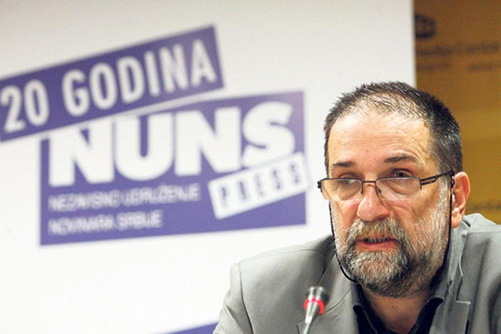 NUNS OBRADOVIĆ: Vučićević laže da ću mu doći u emisiju