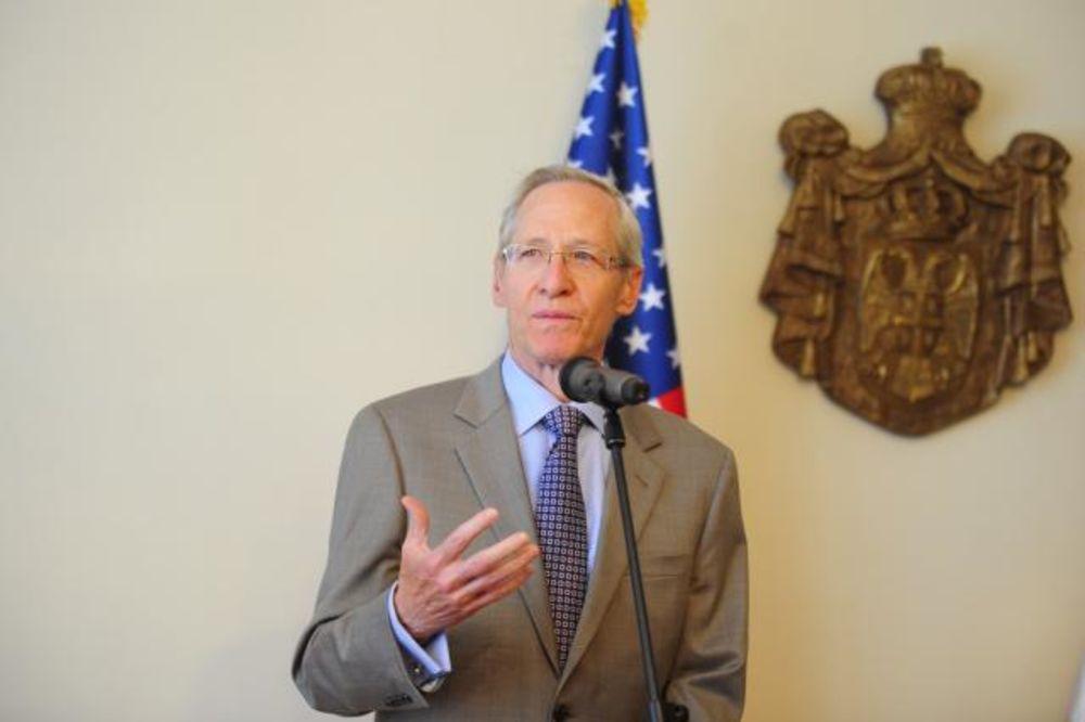 Ambasador Kirbi: Srbija je izvoznik stabilnosti!