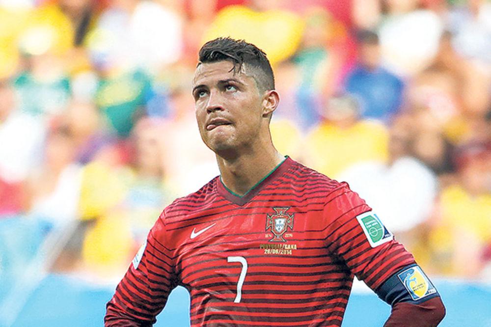 Ronaldo reklamira donji veš