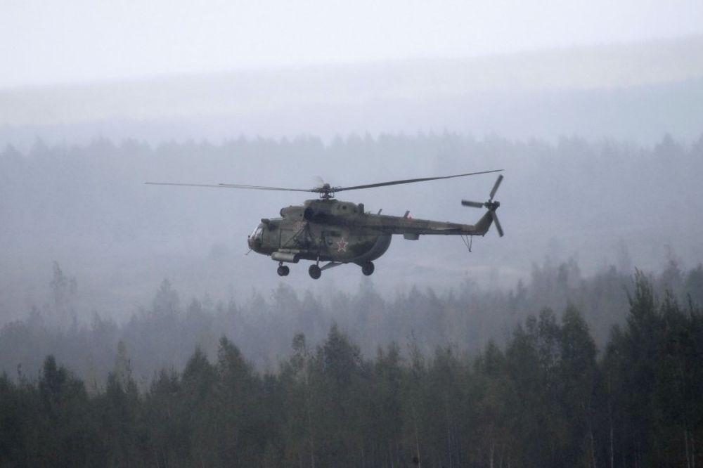 NESREĆA U IRAKU: Pao helikopter, poginuo pilot, nekoliko putnika povređeno