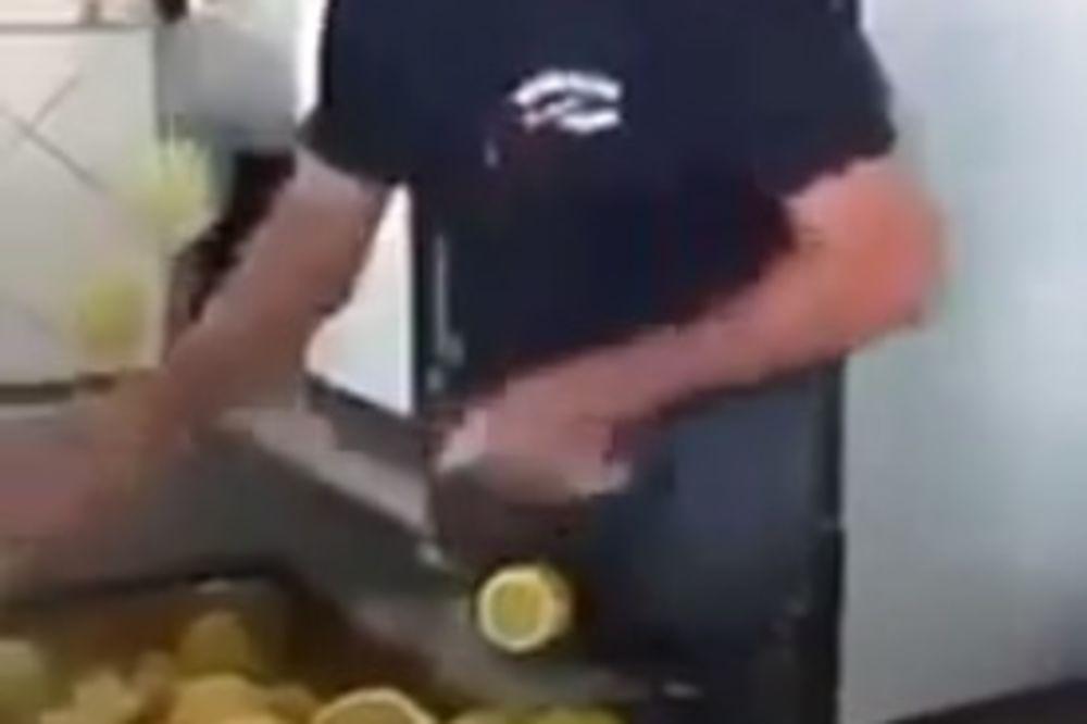 PREDSEDNIK ORGANIZACIJE POTROŠAČA: Uzdržati se od kupovine limuna