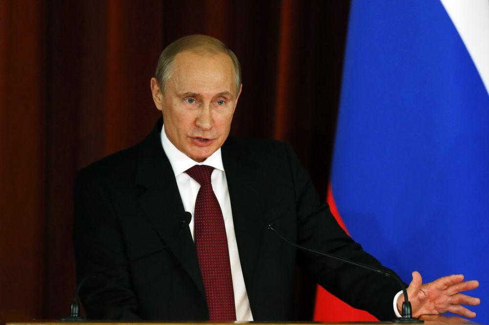 ROJTERS: Ovo je najoštriji Putinov govor od dolaska na vlast, a usledilo je i neočekivano priznanje