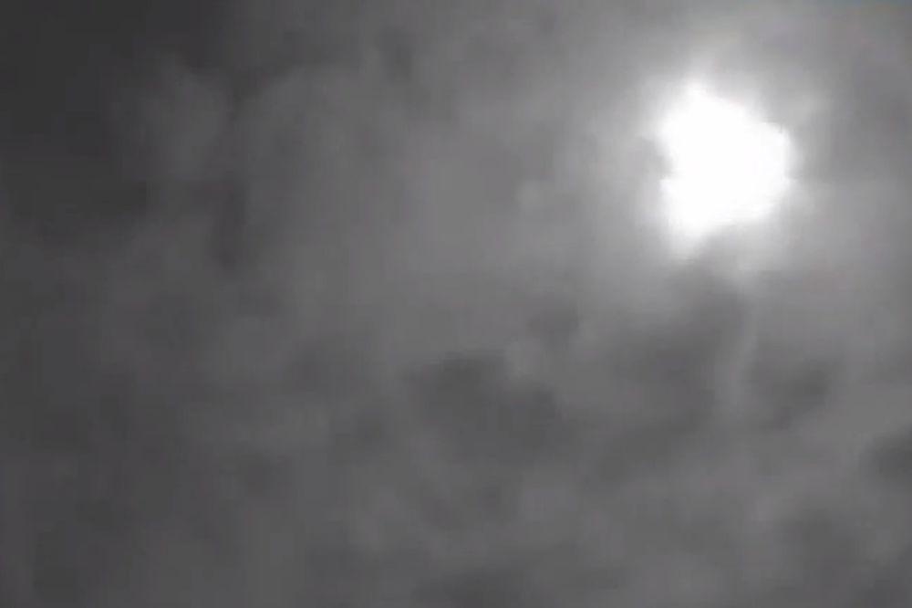 VATRENA KUGLA: Najveći meteor ikad eksplodirao nad Engleskom