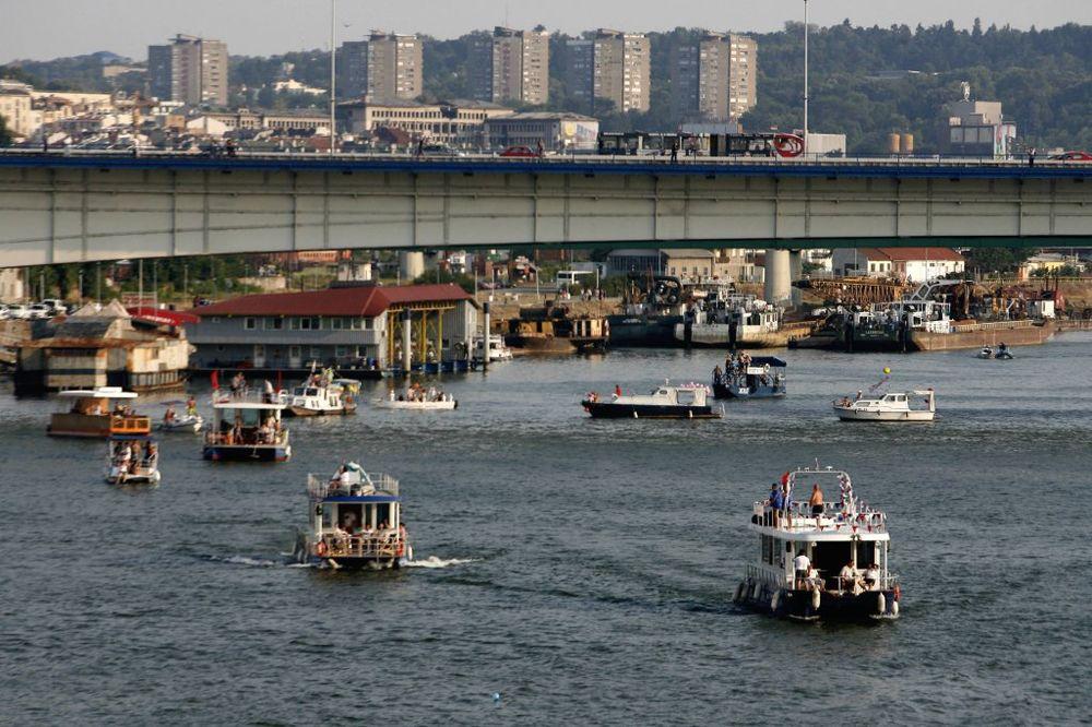 DO KRAJA OKTOBRA: Produženo besplatno krstarenje beogradskim rekama!