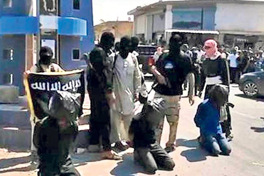 EU STRAHUJE OD TERORISTA: Holandija oduzima državljanstva džihadistima