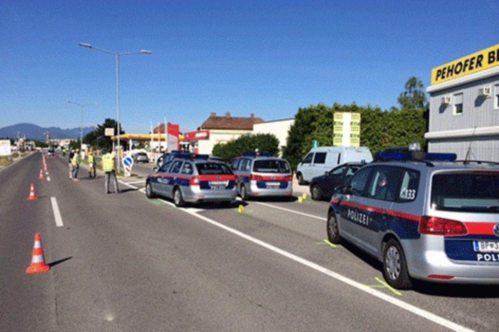 Policija satima jurila pijanog Nemca, stao tek kada se sudario!