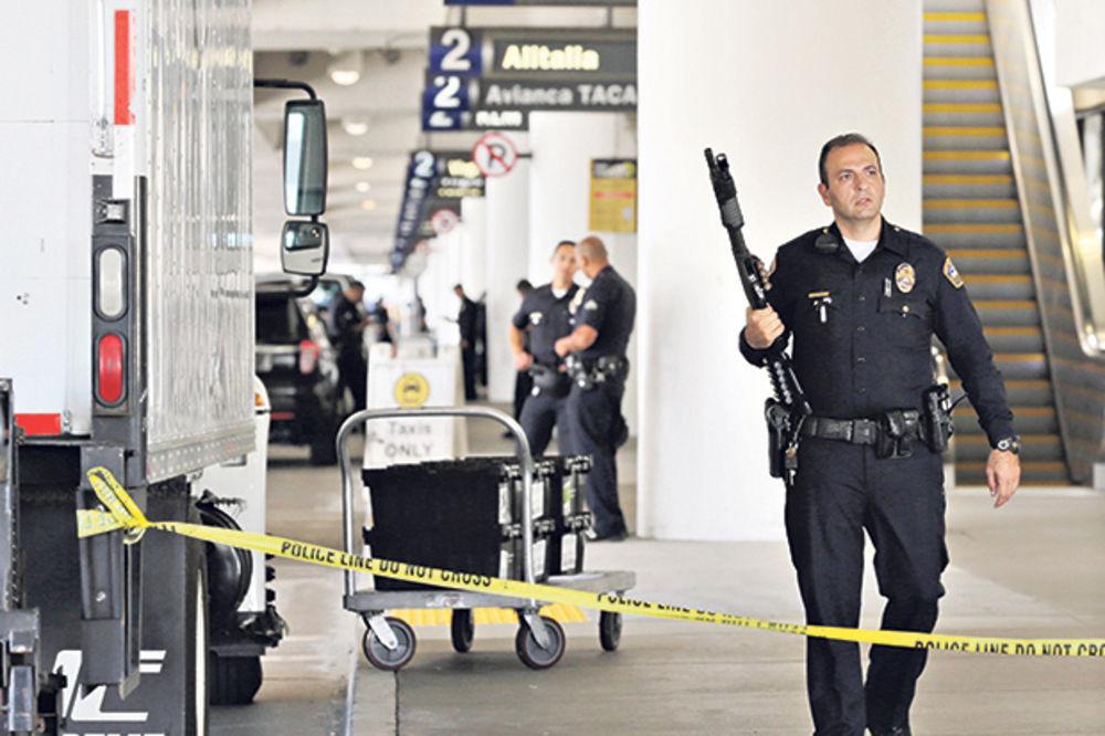 BRITANIJA STRAHUJE: Podignut nivo opasnosti od terorizma!