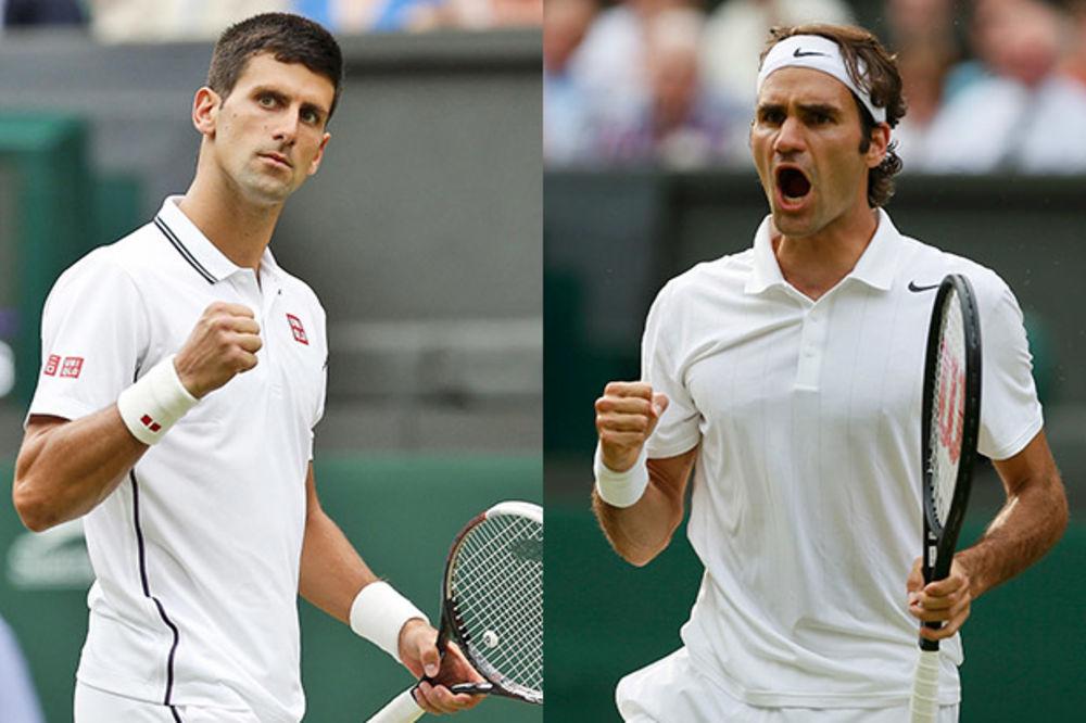 NOVA ATP LISTA UOČI NEDELJE RASPLETA: Đokovića zadržao 1.310 bodova ispred Federera