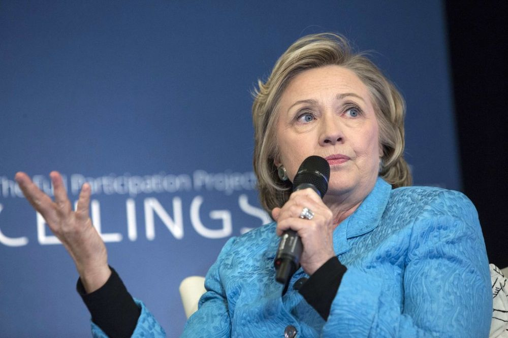 PRISLUŠKIVANA: Nemačka špijunirala Hilari Klinton