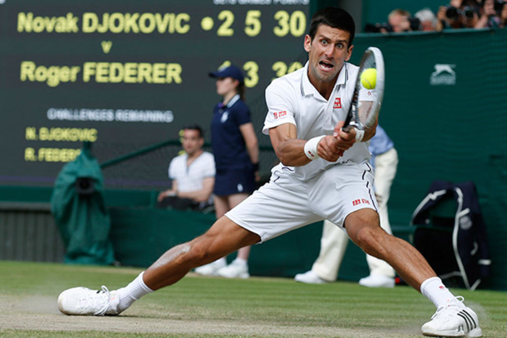 Vilander: Đoković daleko od vrhunca, Federer osvaja US open
