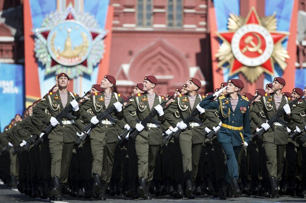 NE ŽELE DA RATUJU: Dve trećine Rusa protiv intervencije ruske vojske u Ukrajini