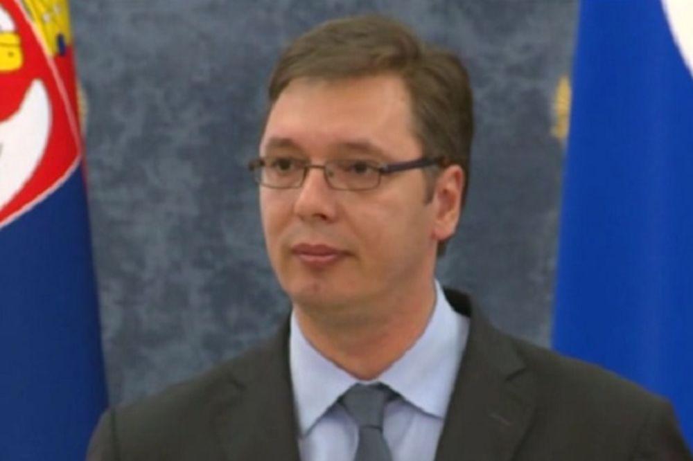 Vučić sutra o demaršu EU