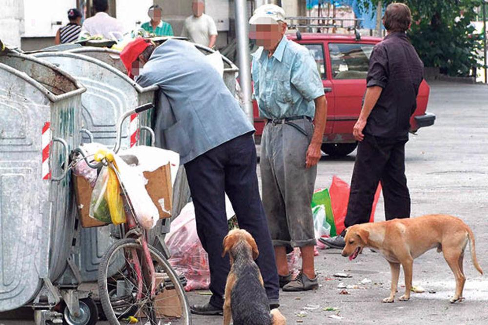 Beograd grad sa najvećim brojem beskućnika u Srbiji!
