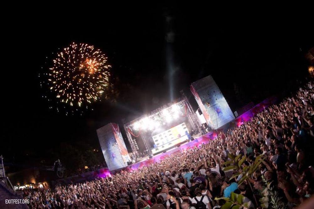 DOBRA INVESTICIJA: Srbija od Egzit festivala zaradila 100 miliona evra!