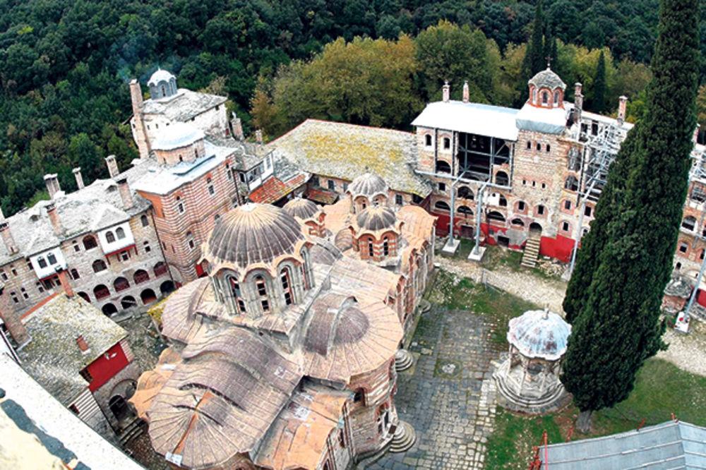 Manastir Hilandar (foto: Fonet)