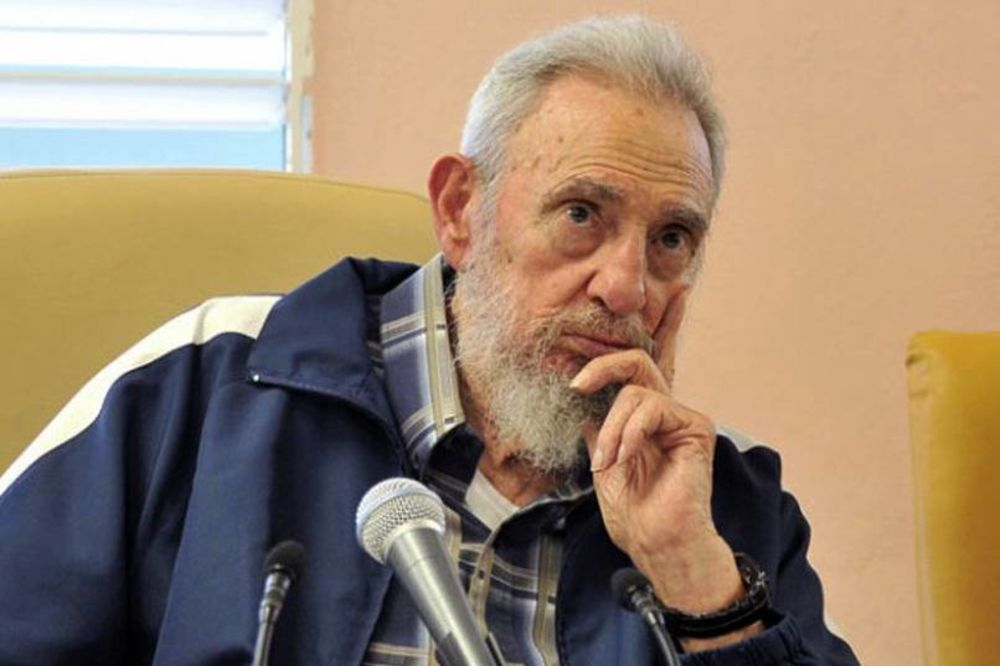 ZAŠTO FIDEL ĆUTI: Pomirili se Kuba i Amerika, a Kubanci se pitaju gde je Kastro?