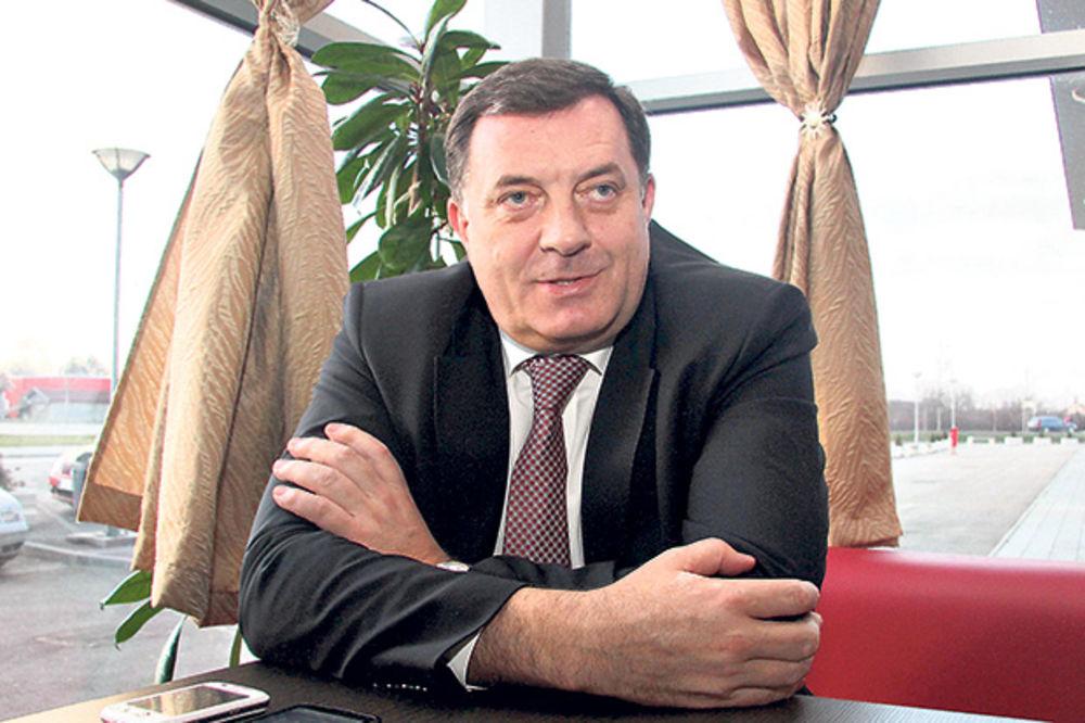 Dodik: Ne treba se odreći Karadžića i Ratka Mladića!