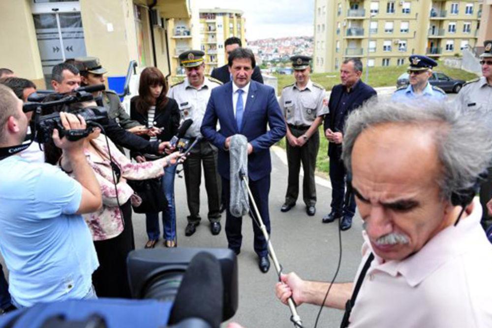 Gašić: Za Jumko 840 miliona dinara narudžbine od vojske