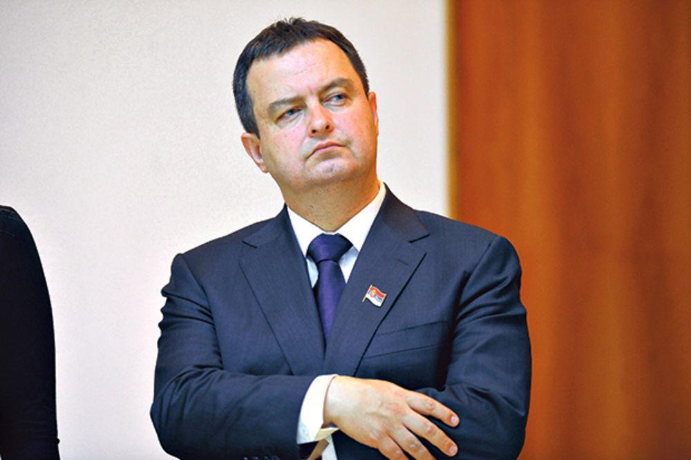 Dačić: Srbija ne menja spoljnu politiku