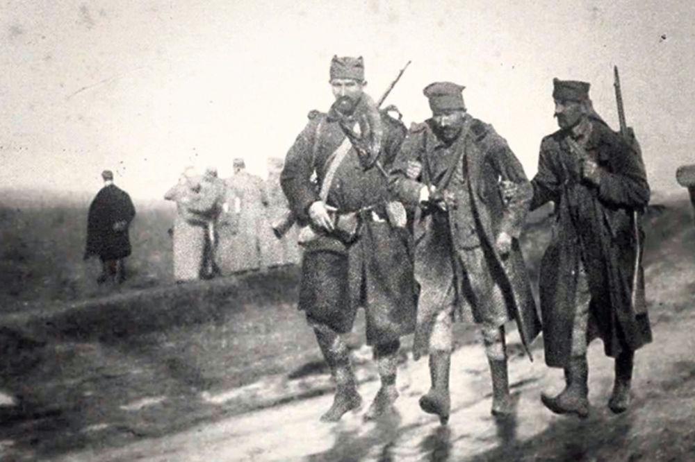 Zbog loše obuće stradali mnogi vojnici