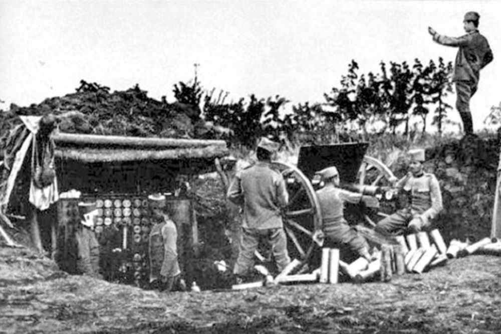 Sumnjiva municija otkrivena tek pred rat