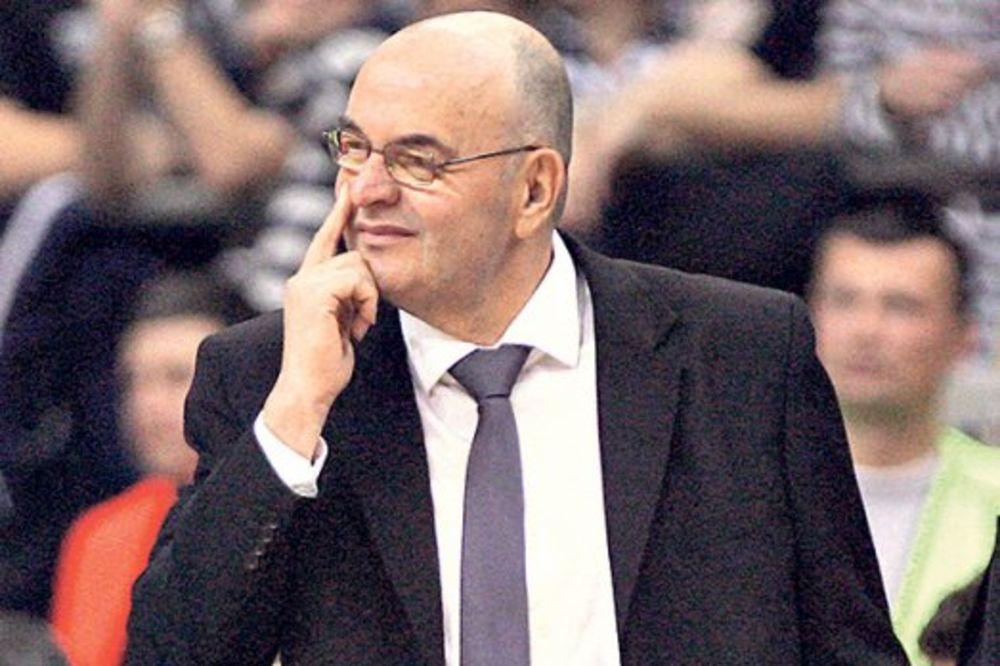 VUJOŠEVIĆ: Evroliga ima čudan odnos prema Partizanu, fokusirani smo na BAT