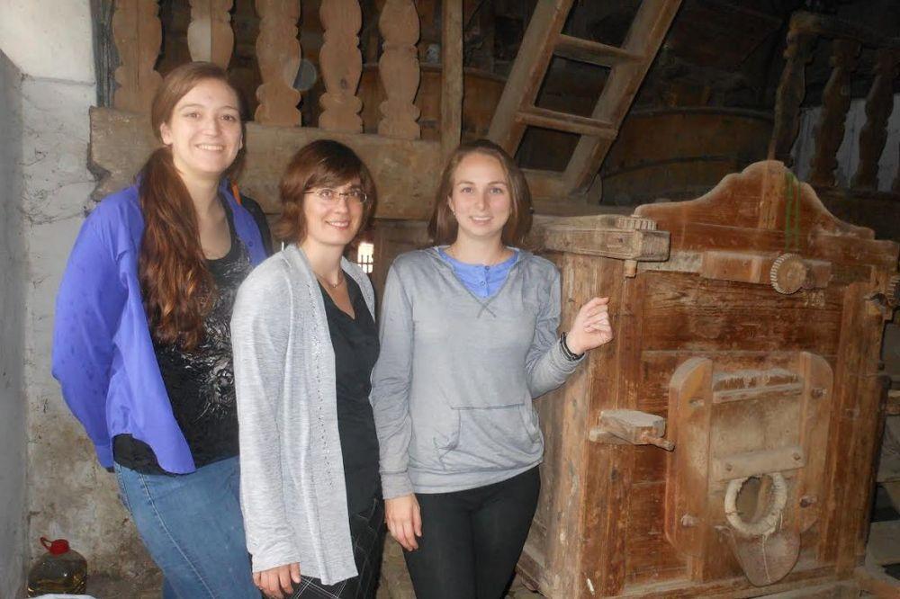 KIKINDA: Američke studentkinje doktorate pripremaju u Banatu!
