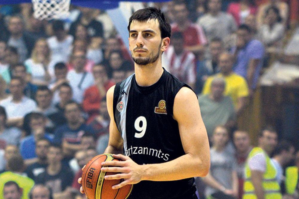 VESTERMAN: Partizan je porodica, Dule je naš otac, a mi igrači smo mu kao sinovi