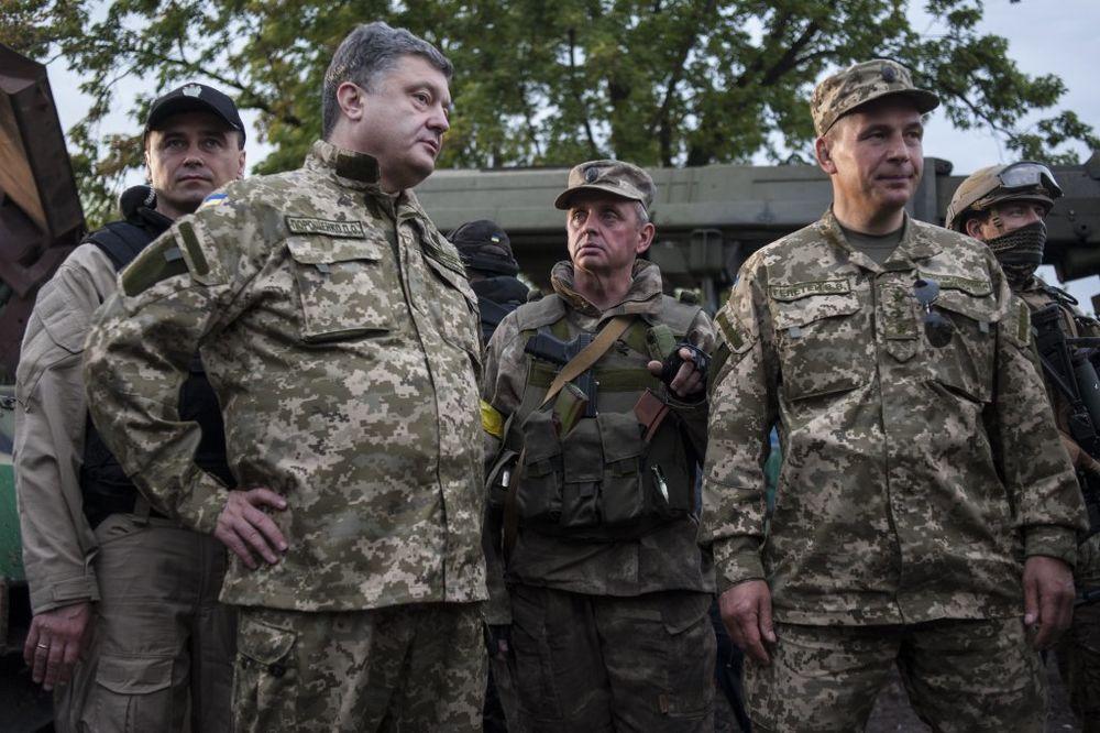 OSUMNJIČEN ZA GENOCID: Moskva pokrenula istragu protiv ministra odbrane Ukrajine