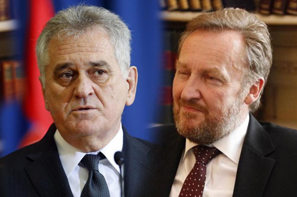 Tomislav Nikolić ne ide u Srebrenicu