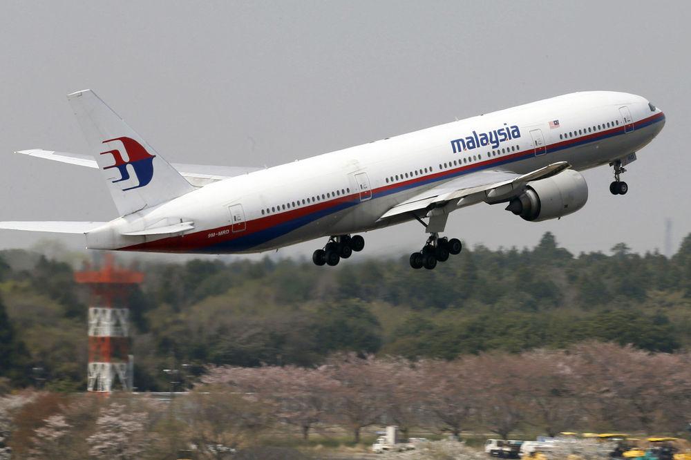 Malezija erlajnz boing 777, Foto AP