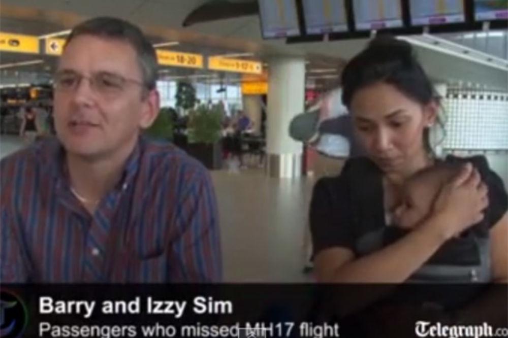 (VIDEO) BOG IH SAČUVAO: Bili tužni što nisu našli kartu za malezijski avion, sad slave!