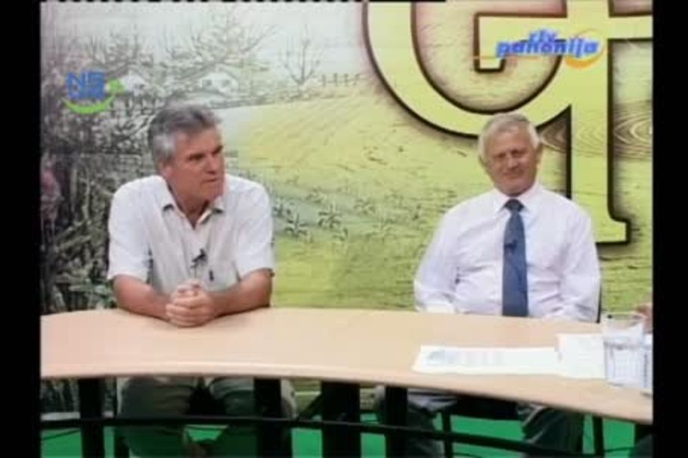 Dr Novica Mladenov i Vukosav Saković o žetvi, kvalitetu i ceni pšenice 2014