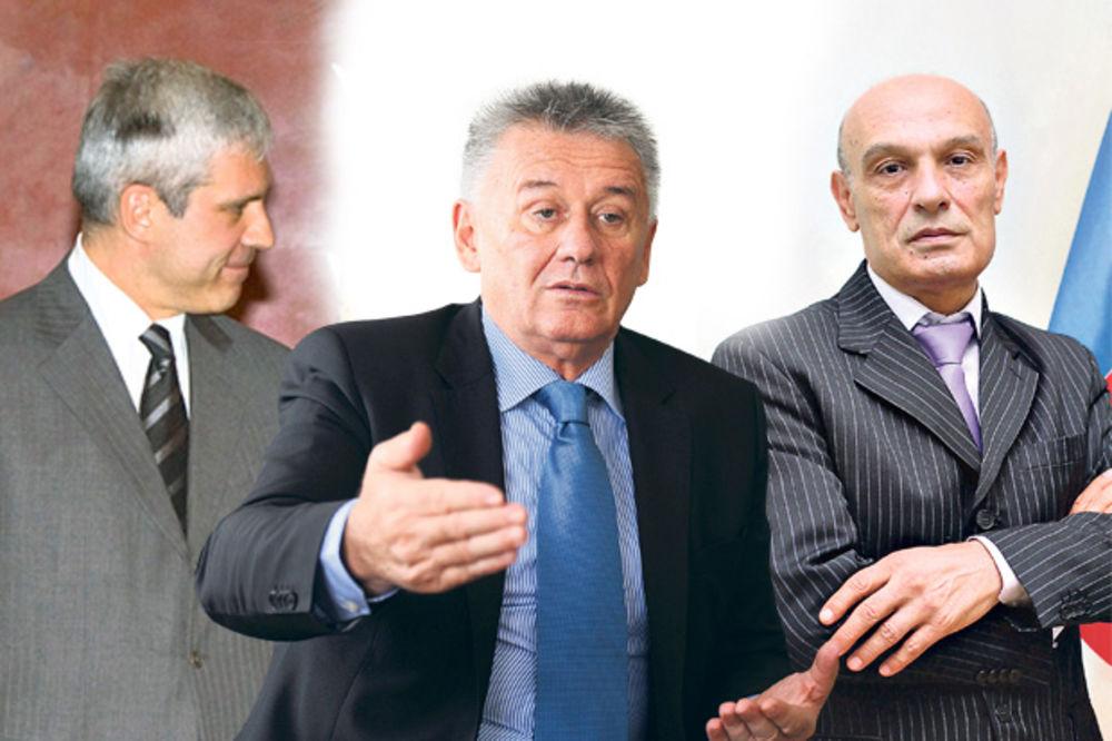 ŠTETOČINE: Ilić, Tadić i Bačević krivi su što gubimo 640 miliona evra!