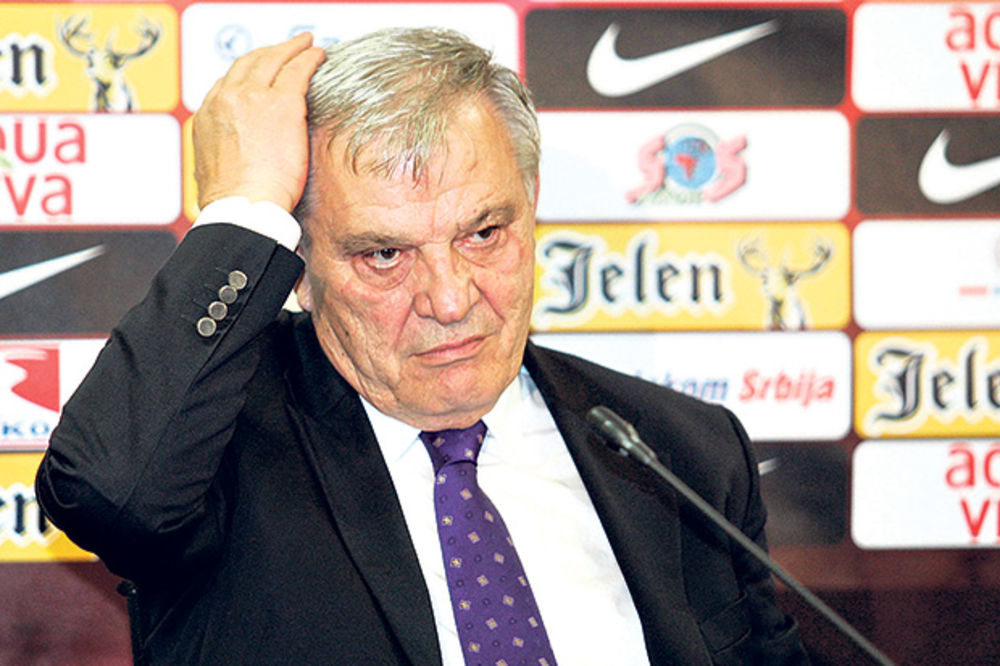 KARADŽIĆ: UEFA nas je oštetila, sledi žalba Srbije