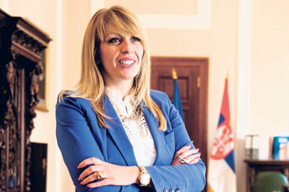 Jadranka Joksimović: Čekamo dobre vesti iz Brisela